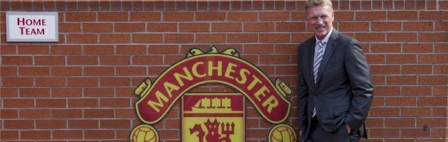 Manchester United in crisi. E David Moyes vede il fantasma di sir Alex Ferguson