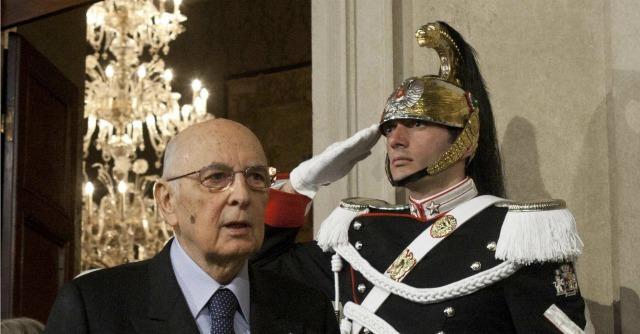 """Napolitano detta anche la legge elettorale: col """"pillolato"""" torna la prima Repubblica"""