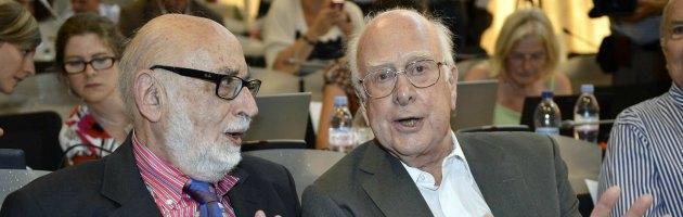 Nobel Fisica 2013, premiati Higgs e Englert per la scoperta del Bosone