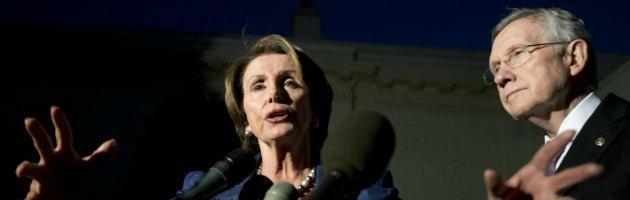 Shutdown Usa, lo scontro sul budget continua. Migliaia senza stipendio