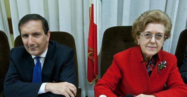 Luigi Gubitosi e Anna Maria Tarantola