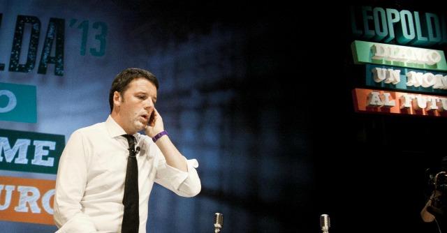 """Leopolda 2013, Renzi alza tiro su Governo: """"Letta usi cacciavite, io il Caterpillar"""""""