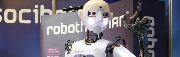 Robot umanoidi, al via progetto europeo. Saranno i nostri alter ego artificiali