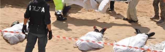 Immigrati, dal 1994 morte 6200 persone nel solo canale di Sicilia