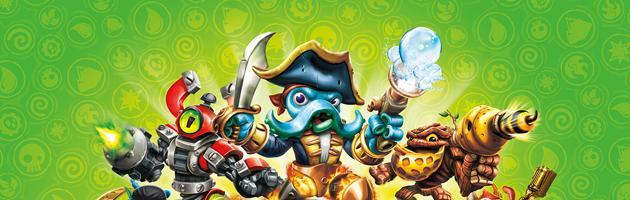 Skylanders: SWAP Force – Videogiochi e giocattoli si fondono grazie alla tecnologia