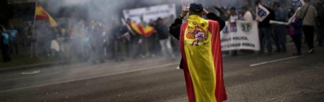 Spagna batte l'italia sullo spread. Ma la crisi di Madrid è sempre più grave