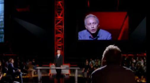 Servizio Pubblico, Travaglio vs Chirico su amnistia e Bossi-Fini