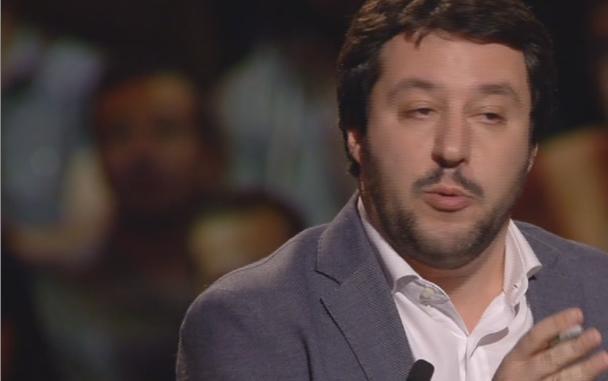 """Servizio Pubblico, Salvini: """"Gli immobili fantasma"""""""