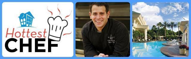 """Sexy in cucina, Antonio Minichiello è """"The hottest hotel chef in the world"""""""