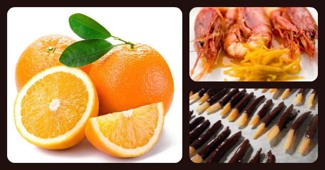 menu arancia