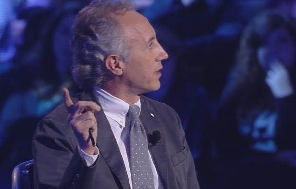 """Servizio Pubblico, Travaglio: """"Le presenze intorno a Renzi: da Fassino a Latorre"""""""