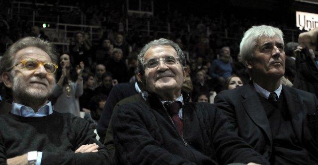 Basket Bologna Prodi e Dionigi
