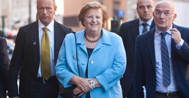 """Cancellieri: """"Con me non ci sia metodo Boffo. Se Letta vuole, pronta a dimettermi"""""""