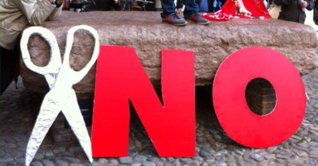 """Sciopero Gruppo Corradini: 260 lavoratori a rischio licenziamento: """"Filiali già deserte"""""""