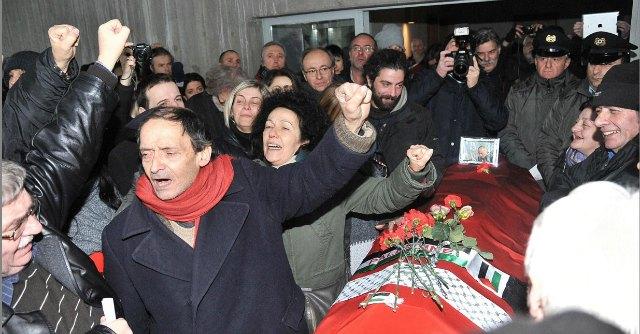 Reggio Emilia, funerale dell'ex Br Gallinari: 4 indagati per istigazione a delinquere