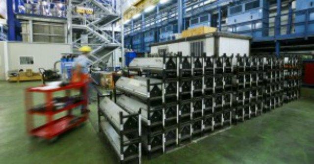Imprese, sale ai massimi dal 2011 l'indice del manifatturiero