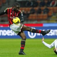Milan vs Genoa - Serie A Tim 2013/2014