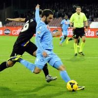 Napoli vs Parma - Serie A Tim 2013/2014