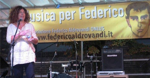 """Caso Cancellieri, madre di Aldrovandi: """"Se non interviene, che cosa ci sta a fare?"""""""