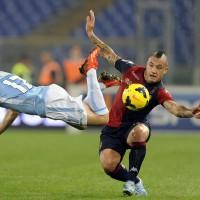 S.S. Lazio Vs Cagliari