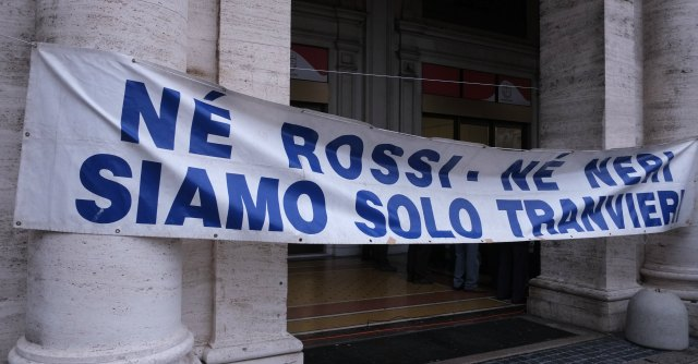 Sciopero Genova