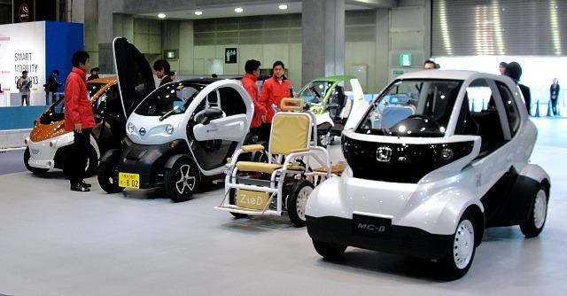 Salone di Tokyo, le auto del futuro sono elettriche, ibride e a idrogeno – fotogallery