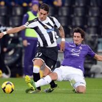 Udinese - Fiorentina - Serie A Tim 2013/2014