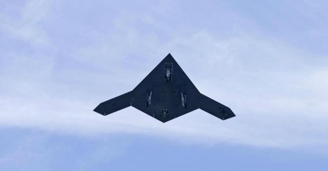 Cacciabombardiere X-47B
