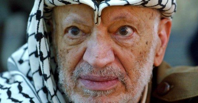 """""""Arafat fu avvelenato con il polonio-210"""". Il rapporto dei medici svizzeri"""