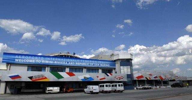 Rimini, aeroporto Fellini: udienza fallimentare fissata per il 21 novembre
