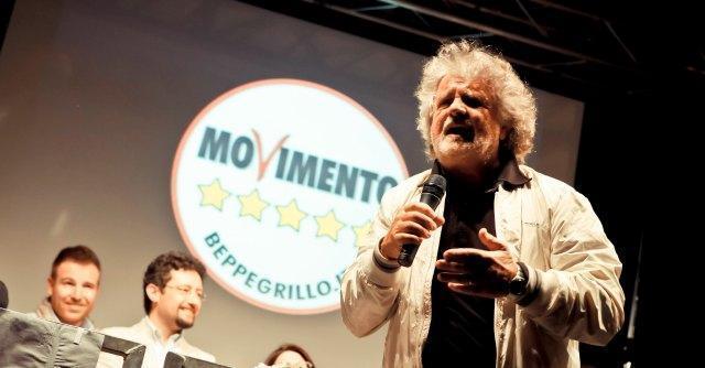 """Trattativa Stato-Mafia, Grillo attacca Napolitano: """"Perché non parli?"""""""