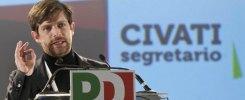 """Festa dell'Unità, polemica Civati-Pd """"Invitato in ritardo, non ci sarò"""""""