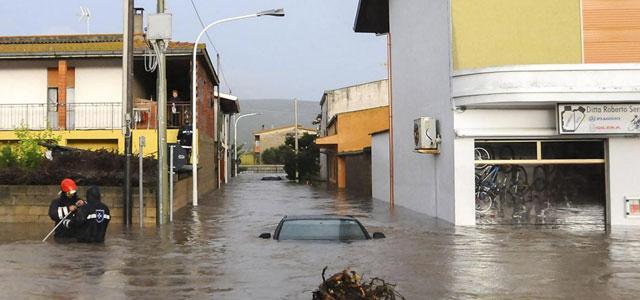 Alluvione in Sardegna: non è morale parlare di 'fatalità'