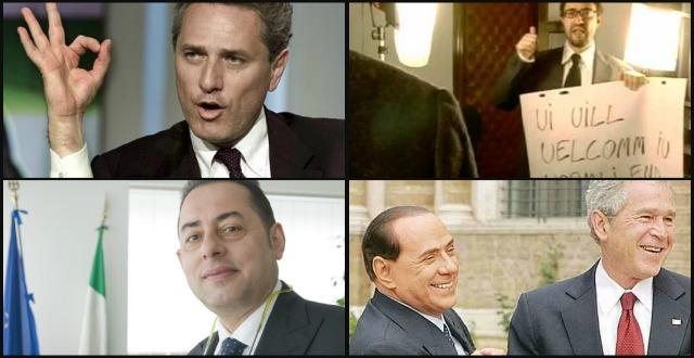 Berlusconi, Rutelli e Pittella: chi parla meglio inglese? Vota il sondaggio
