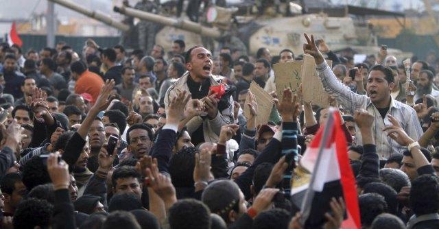 Egitto Piazza Tahrir
