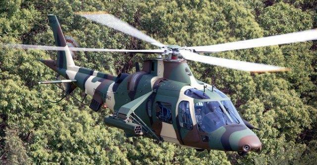 Finmeccanica vende 8 elicotteri da attacco alle Filippine in guerra. Ma la legge lo vieta