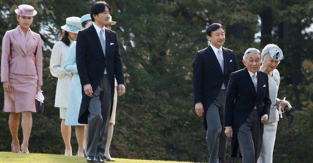 Giappone, ecco la famiglia reale: persone senza documenti, cognome e diritto di voto