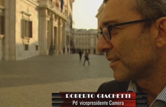 """Servizio Pubblico, Giachetti: """"Cambiare il Porcellum non significa far cadere il governo"""""""