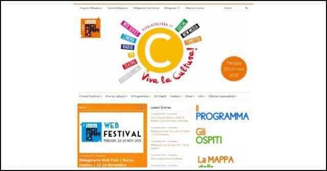 A Perugia il festival Immaginario. In gara anche due web doc del Fatto Quotidiano