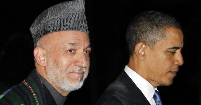 Karzai e Obama