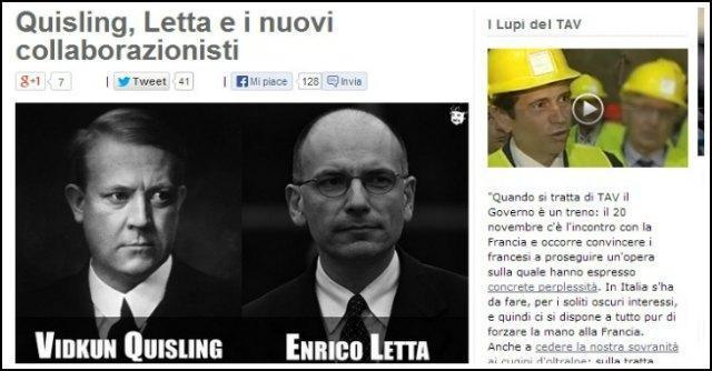 Letta - Quisling