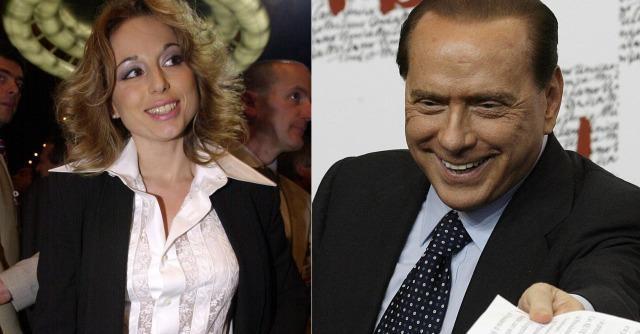Marina e Silvio berlusconi
