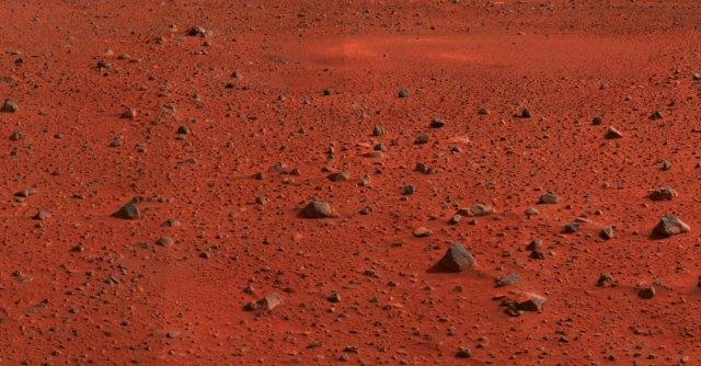 Marte, un meteorite caduto nel Sahara racconta la nascita del pianeta rosso