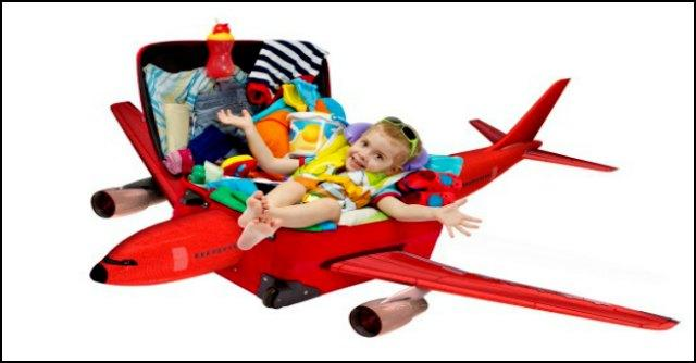 """Attrezzatura per bambini in viaggio? """"Si può noleggiare"""". Grazie a un nuovo sito"""