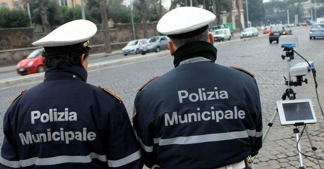 polizia municipale autovelox