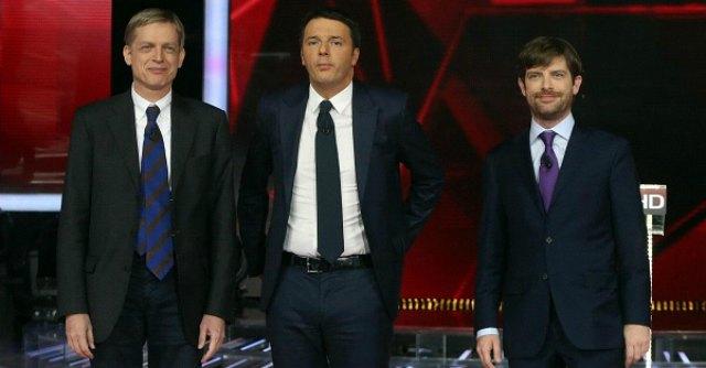 Primarie Pd, Cuperlo Renzi e Civati: scontro a tre fra i candidati alla segreteria