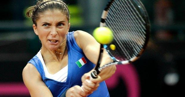 Fed Cup 2013, trionfa l'Italia del tennis. Sara Errani regala il quarto successo