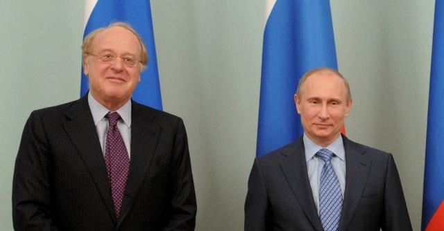 Scaroni e Putin