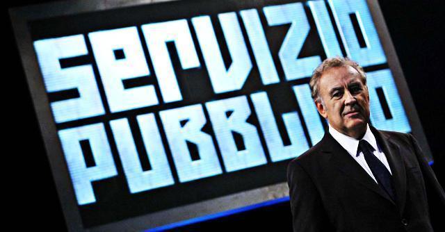 Servizio Pubblico - Michele Santoro