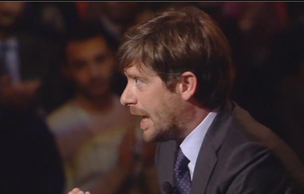 """Servizio Pubblico, Civati: """"Spero che la mia avventura politica sia breve"""""""